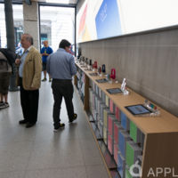 Apple reorganizará sus productos en las tiendas tratando el iPod como un accesorio