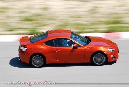 Toyota está probando tres formas de darle al GT 86 más marcha
