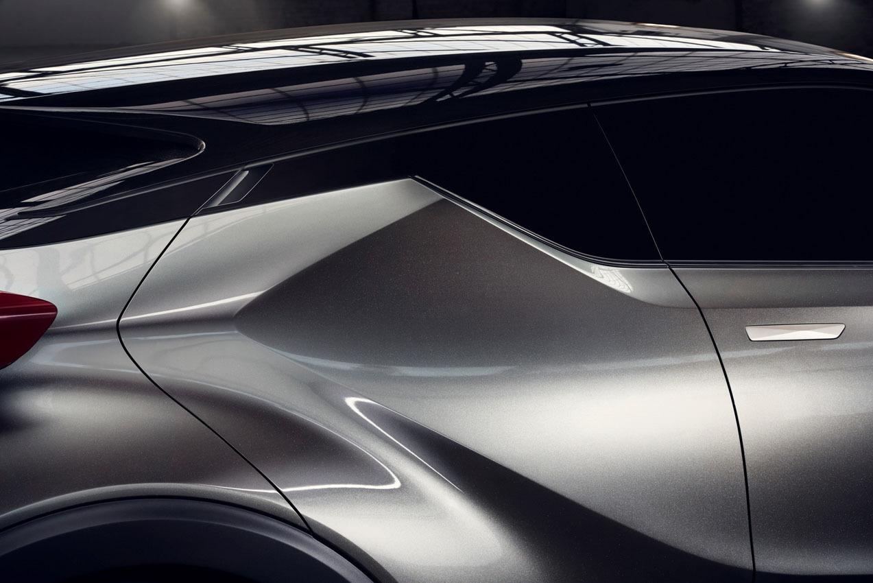 Foto de Toyota C-HR concept (11/15)