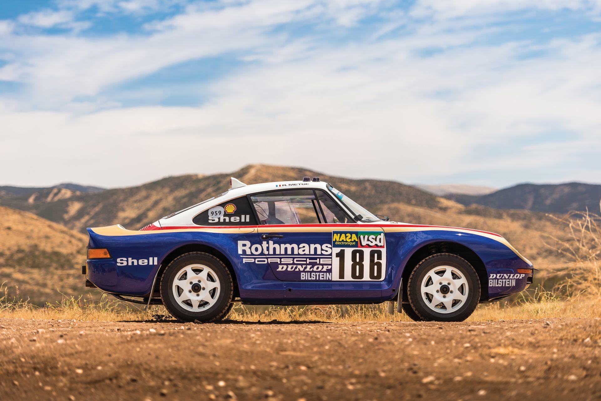 Foto de Porsche 959 Paris-Dakar (2/24)