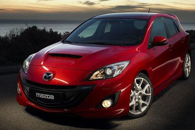 Mazda3 MPS, nuevas imágenes oficiales