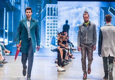 Galo Bertin Fall Winter 2016 Fashion Week Mexico 1