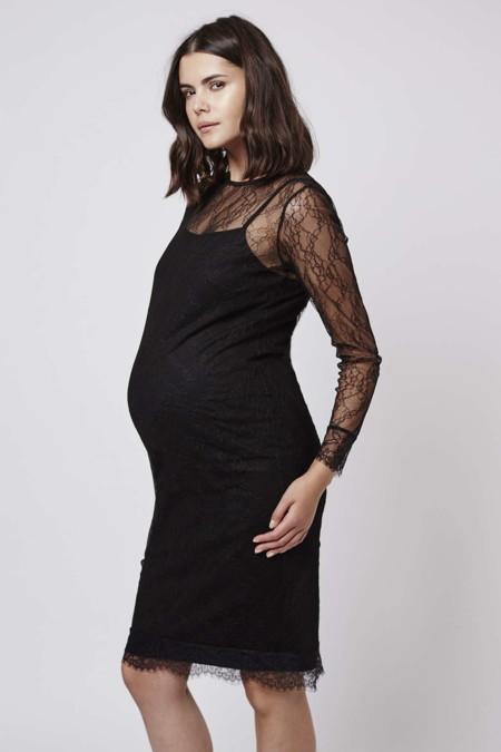 Vestido Negro Premama