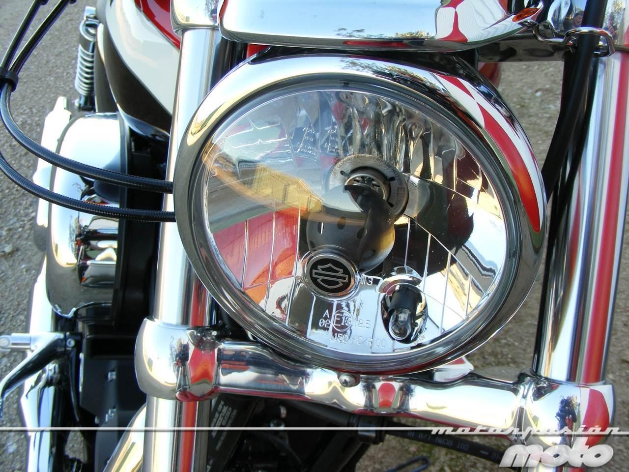 Foto de Harley-Davidson XR 1200CA Custom Limited (48/65)