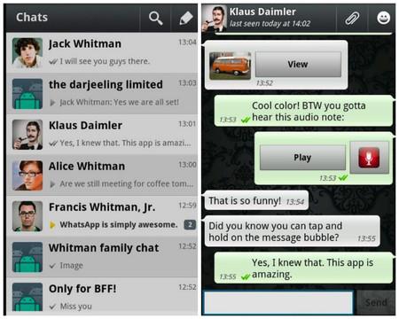 Whatsapp Old