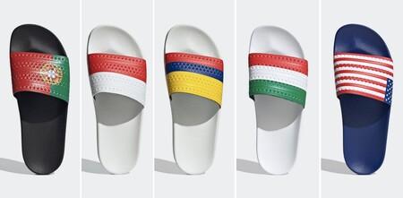 Adidas Adilette Banderas Pais 01