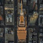 Nueva York como nunca la habíamos visto en unas fotografías de vértigo de Jeffrey Milstein