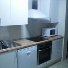 Foto 1 de 6 de la galería cocina-linea en Decoesfera
