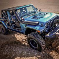 Jeep Wrangler mostrará su lado más tuning en el SEMA Show