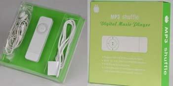 iPod Shuffle. ¡Copia!