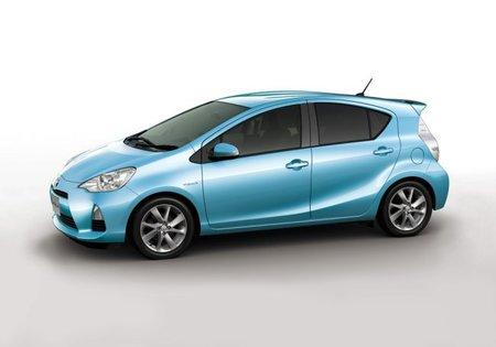 Toyota Prius C, nuevos detalles desde el Salón de Tokio