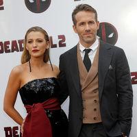Blake Lively, la auténtica protagonista en la première de 'Deadpool 2'