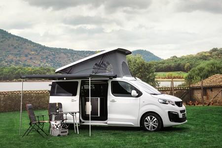 Peugeot Rifter Traveller Tinkervan Camper 2020 007