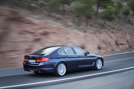 The New Bmw 5 Series 9