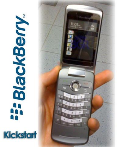 BlackBerry Kickstart