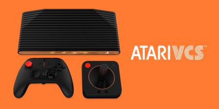 Atari Vcs 4k Hdr 60fps Y Mas De 100 Juegos Clasicos Por 199 Dolares