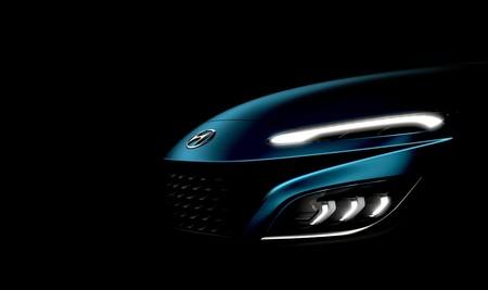 Hyundai Kona 2021 Teaser 3