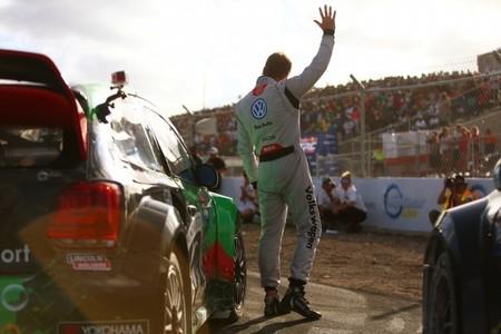 Scott Speed le da a Volkswagen la primera victoria de la temporada