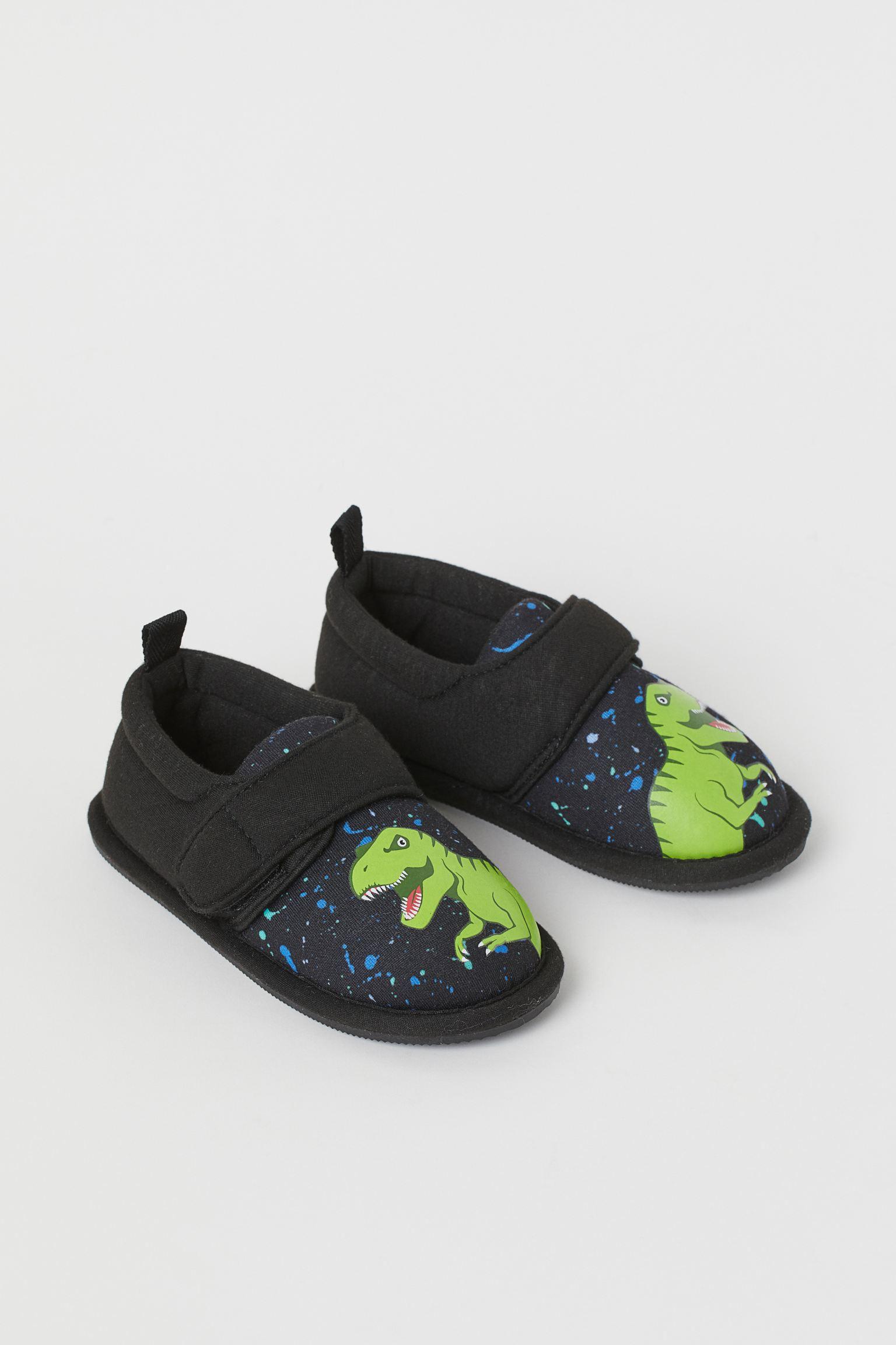 Zapatillas de casa de punto
