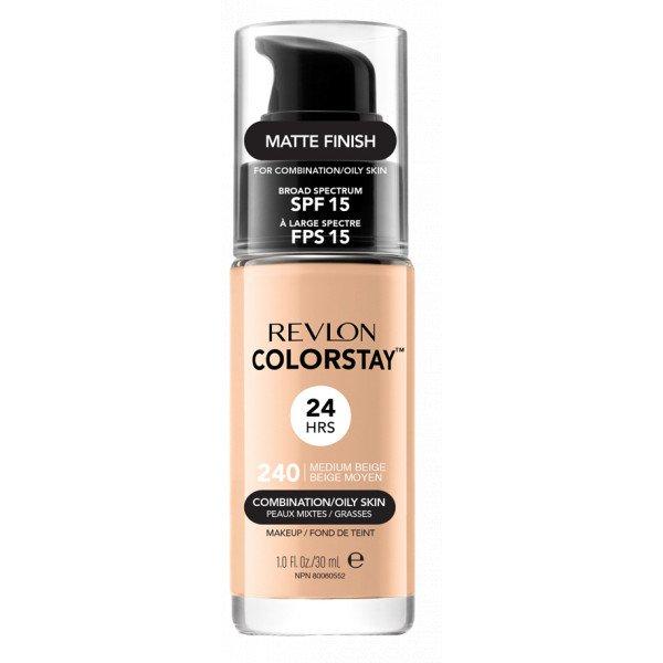 Revlon ColorStay Base de Maquillaje piel mixta/grasa