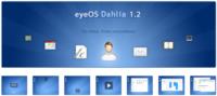 EyeOS 1.2, más funcionalidades y nuevas aplicaciones añadidas