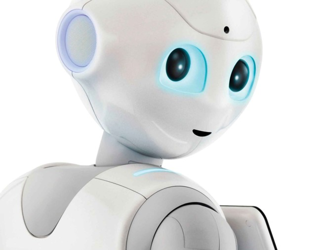 Pepper Robot 2 0