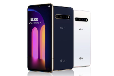 Lg V60 Thinq Versiones