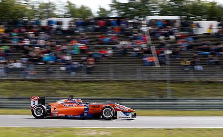 Lucas Auer FIA F3 Nürburgring 2014