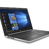 También a precio mínimo: hoy en Amazon, el portátil de gama media HP Notebook 15-da1013ns, sólo cuesta 499,99 euros
