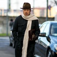 Sombrero para el frío