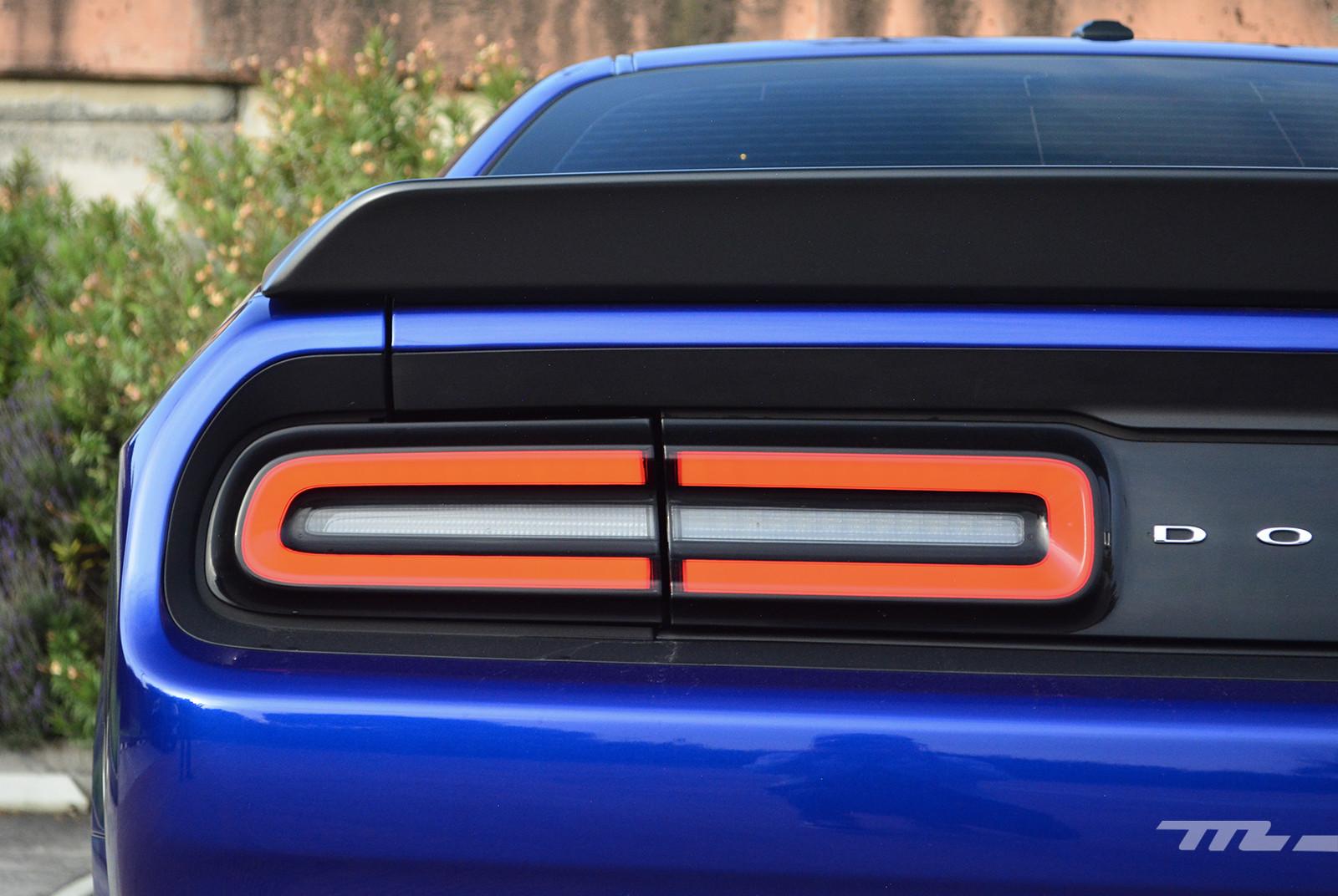 Foto de Dodge Challenger SRT Hellcat Widebody Redeye (prueba) (9/22)