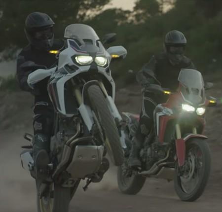 Honda CRF1000L Africa Twin, fotos reales sin camuflaje