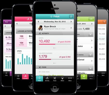 Fitbit saca provecho del M7 del iPhone para cuantificar tus pasos
