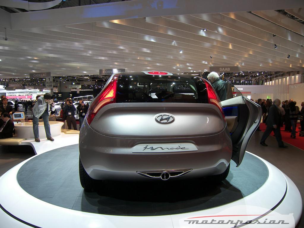 Foto de Hyundai i-Mode en el Salón de Ginebra (2/14)