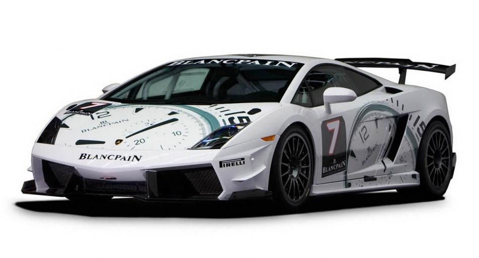 Foto de Lamborghini Super Trofeo Gallardo LP560-4 (9/17)
