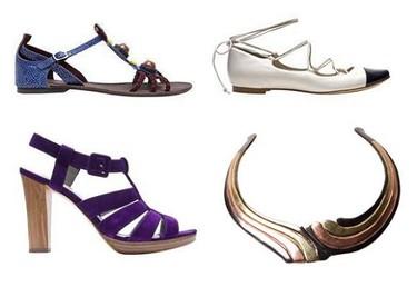 Hazel, colección de bolsos y zapatos Primavera-Verano 2009