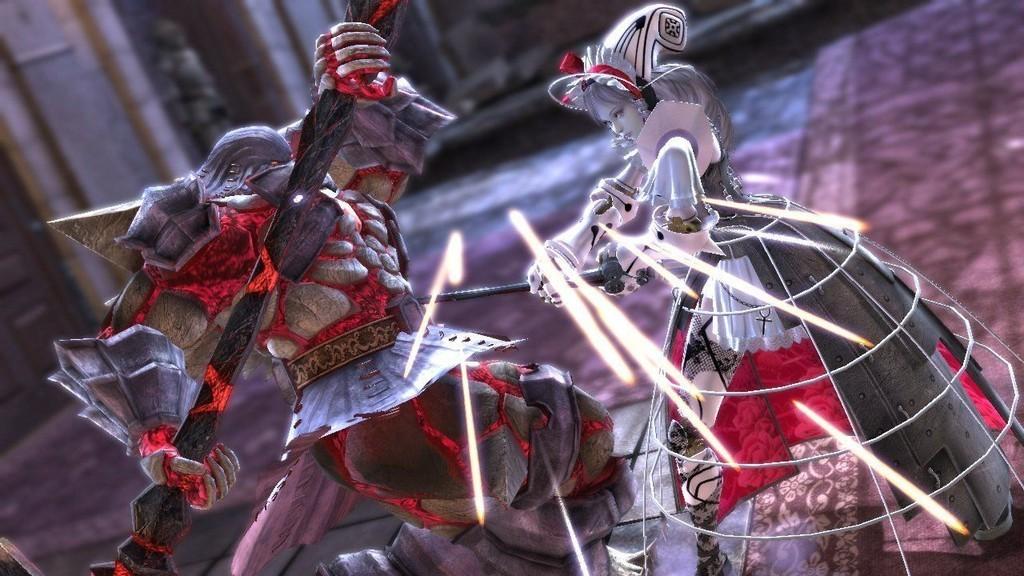 Foto de Soul Calibur IV -nuevas imágenes- (9/21)