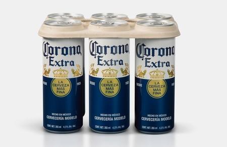 Cerveza Corona Six Pack Sin Plastico