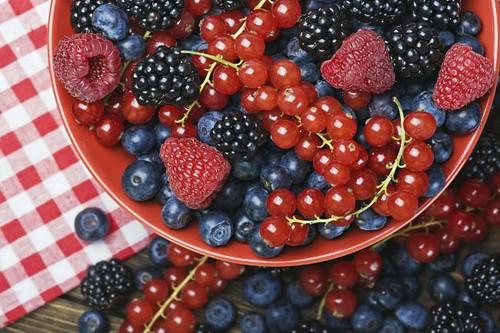 Frutos rojos, ingredientes ideales para sumar nutrientes esta temporada