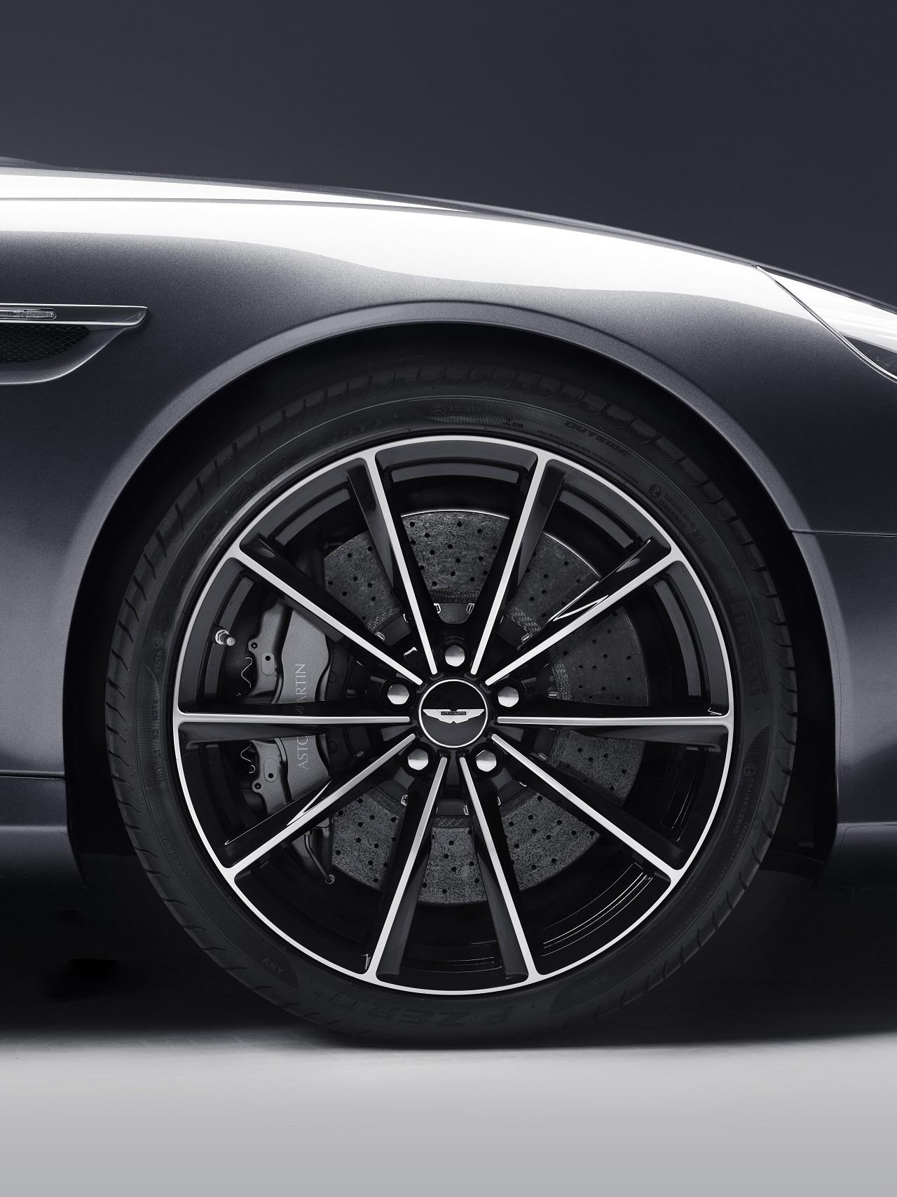 Foto de Aston Martin DB9 GT (2/4)