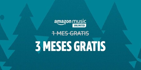 Obtén tres meses completamente gratis de Amazon Music Unlimited, quedan cinco días para aprovechar la oferta
