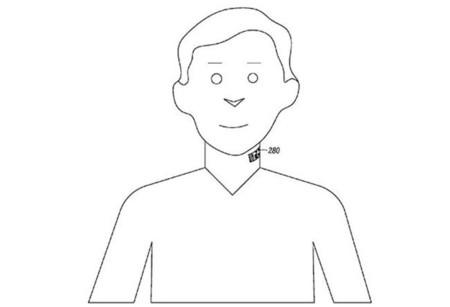 Motorola quiere patentar los micrófonos para smartphones tatuados en la piel