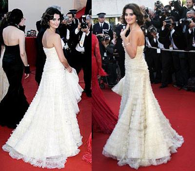 Penélope Cruz irá de Jonh Galliano en la Gala de los Oscar