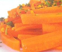 Zanahorias a la mantequilla