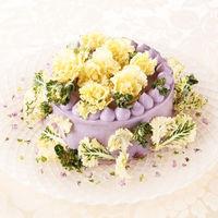 Vegedecosalads: los japoneses nos sorprenden con estos saludables pasteles de ensalada