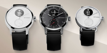 Withings Scanwatch 01