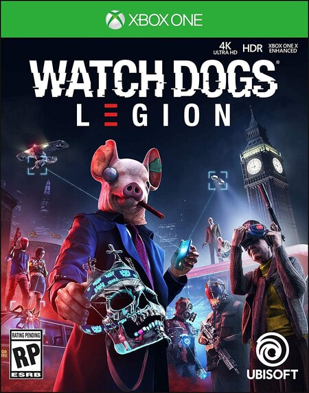 Watch Dogs Legion en oferta en Amazon México por el Buen Fin 2020