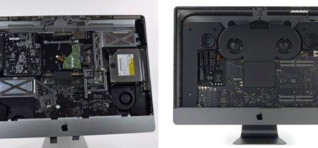 La belleza de un iMac y un iPhone también está en el interior