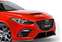 ¿El nuevo Mazdaspeed3 con motor naturalmente aspirado?