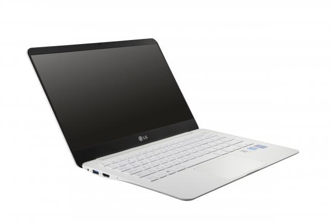 LG reduce de forma considerable el peso de ultrabooks e híbridos